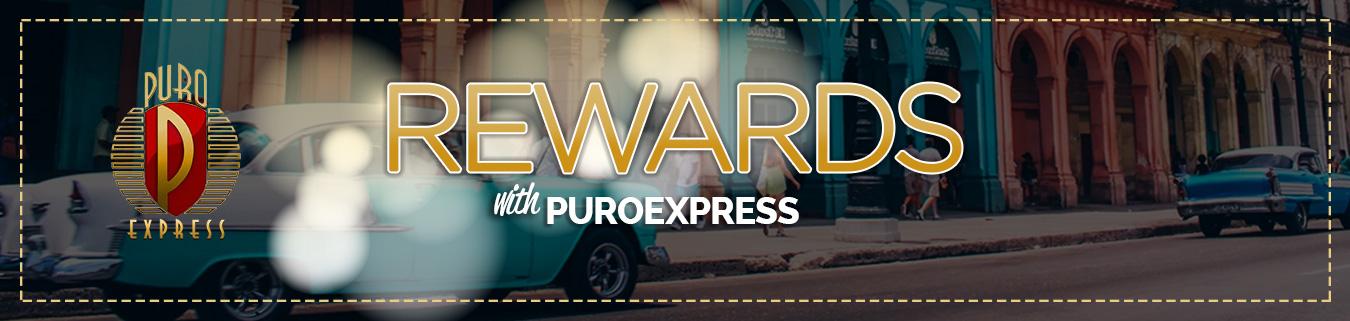 Puroexpress Loyalty Rewards